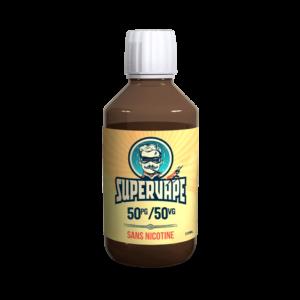SuperVape - Base neutre - 50PG / 50VG 120ml