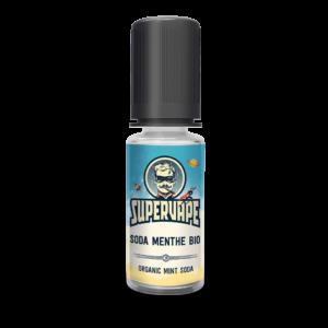 SuperVape - Arôme Soda Menthe Bio